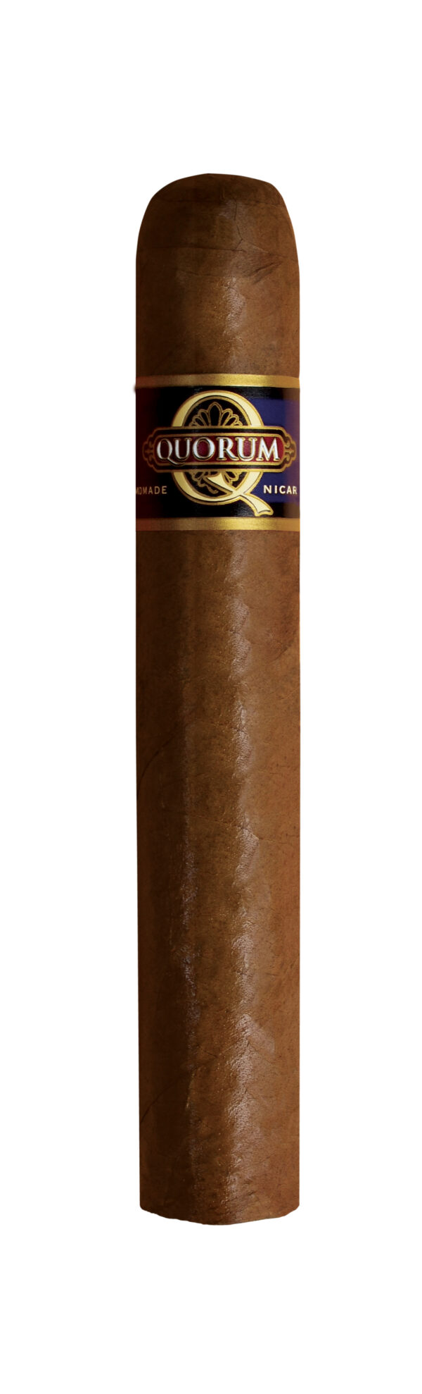 n just a few short years, Quorum Nicaraguan Handmades have become the No. 1 selling imported handmade bundle cigar in the world. J.C. Newman's dedication to quality has been materialized in these smooth, medium-bodied cigars available at a price accessible to even the most discriminating of wallets.